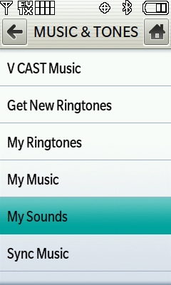 My sounds