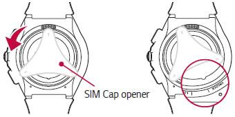 SIM Cap Opener