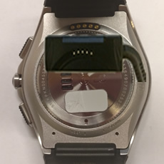 Watch with Charger