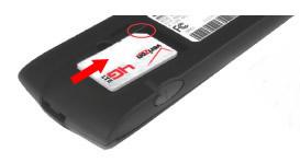 Inserta la tarjeta
