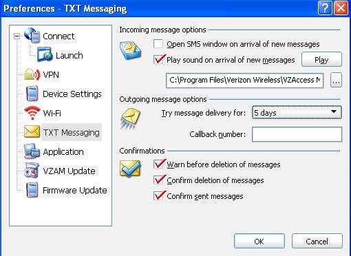 Mensajería de texto