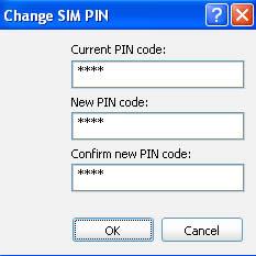 Cambiar el PIN de la SIM
