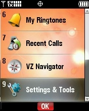 Select Settings and Tools