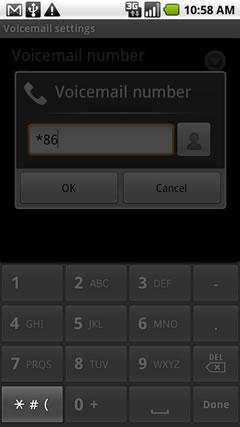 Tecla con símbolo de número (#)