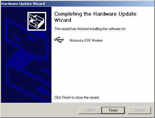 Hardware Update Wizard 4