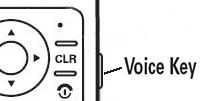 Tecla de voz