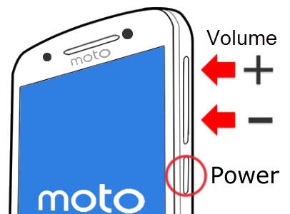 Moto G Play Tomar Una Captura De Pantalla