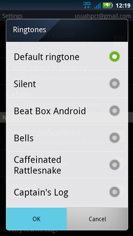 Ringtones with preferred ringtone