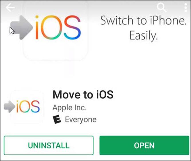open move to ios app
