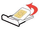 Quita la tarjeta SIM