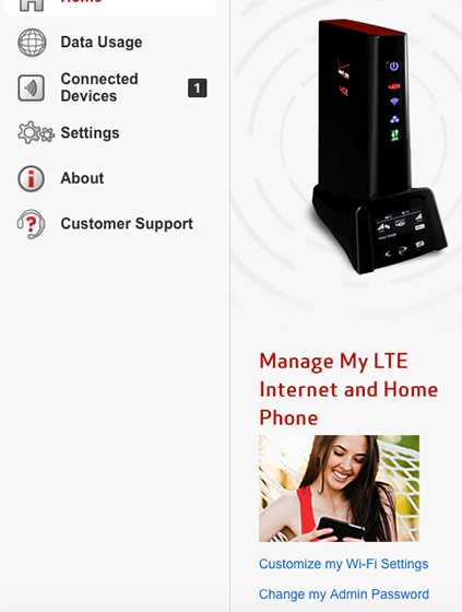 Verizon Lte Internet And Home Phone Backup Restore Current Configuration Windows