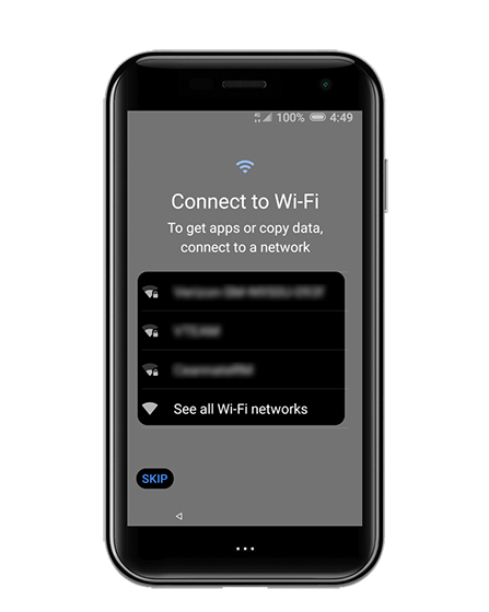 Connect Wi-Fi