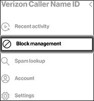 Tap Block Management