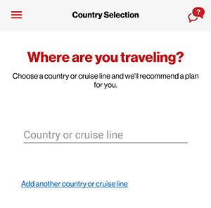 International - Destination