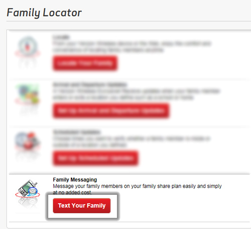 Click text your Family