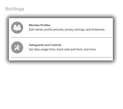 Click Settings Options