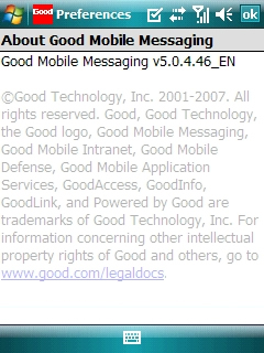 About Good Mobile Messaging