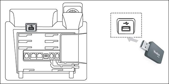 WF50 Wi-Fi adapter