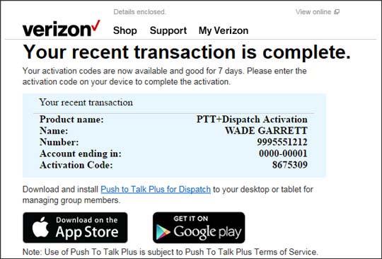 activation verizon prepaid phone code