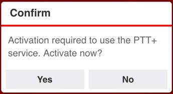 Confirmar aplicación