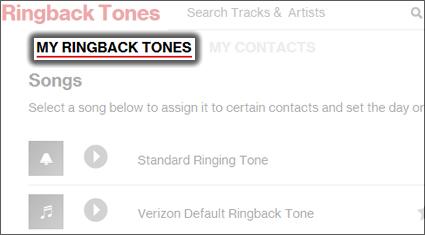 Click My Ringback Tones