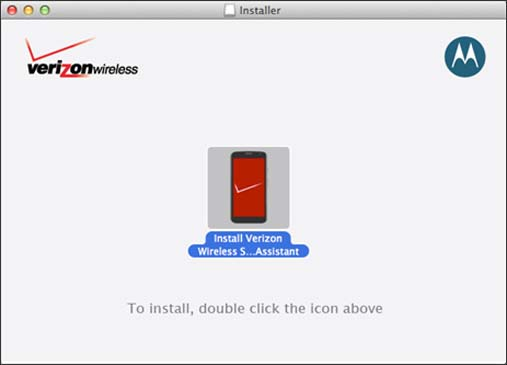 Updating motorola q software