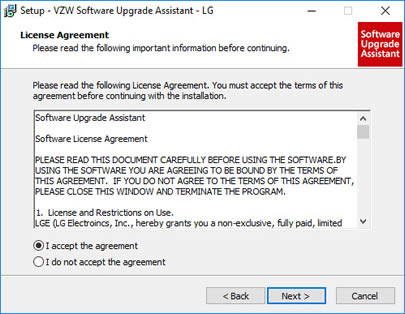 SUA License Agreement