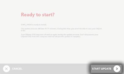 Start Update