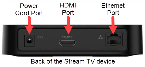Stream <b>TV</b> - Set Up Device | Verizon