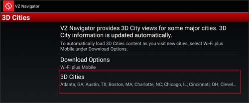3D Cities
