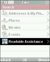 Select Roadside Assistance