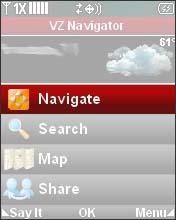 Select Navigation