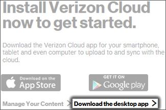 Click Download the Desktop App
