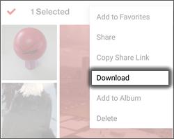 Oprimir Download