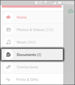 Tap Documents