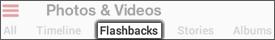 Tap Flashbacks