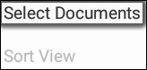 Tap Select Documents