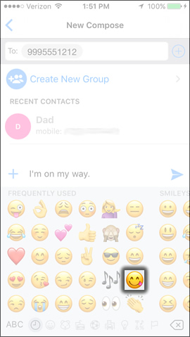 Select an Emoji