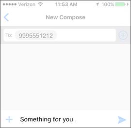 Escribe un mensaje