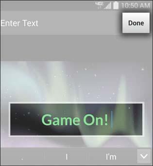 Ingresar texto