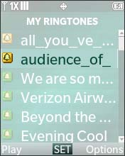 ringtone verizon free
