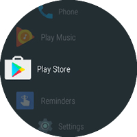 Apps with Play Store