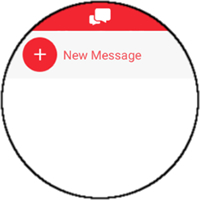 Message+ with New Message