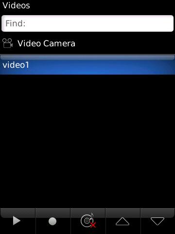 Selecciona un video