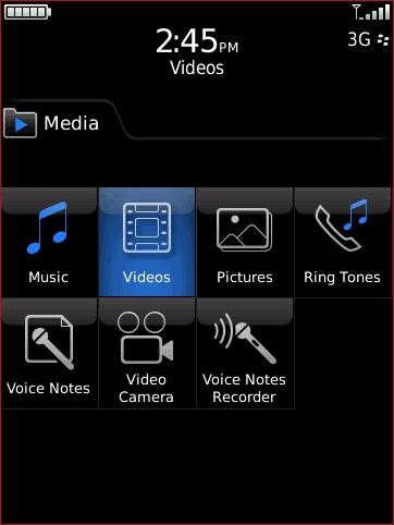 Seleccionar Videos