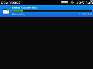 application Downloading