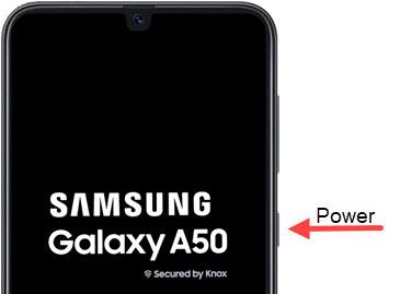 Samsung Galaxy A50 Activate Set Up Device Verizon
