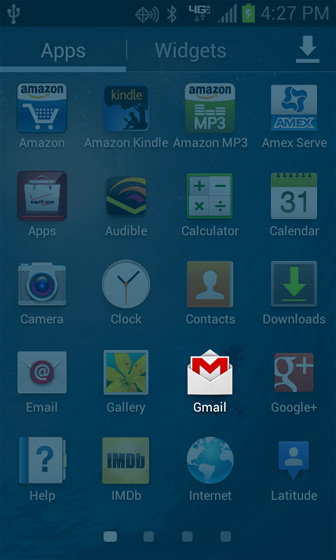 Apps with Gmail
