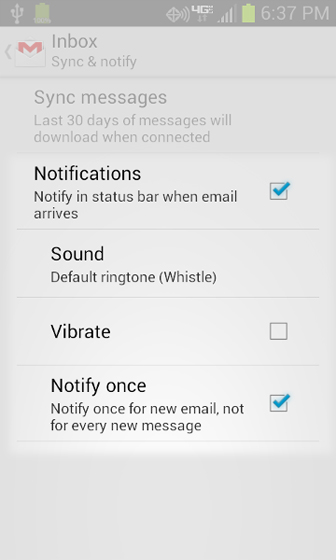 Gmail Settings Manage Labels Email Notifications