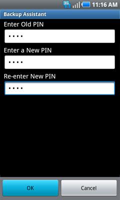 Ingresar PIN